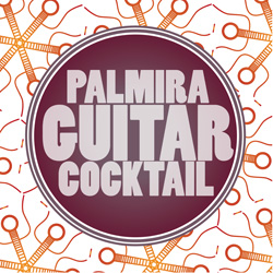 Palmira Guitar Cocktail - Logo